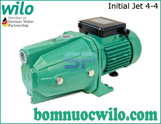 Máy bơm nước tự mồi đầu jet WILO Initial Jet 4-4