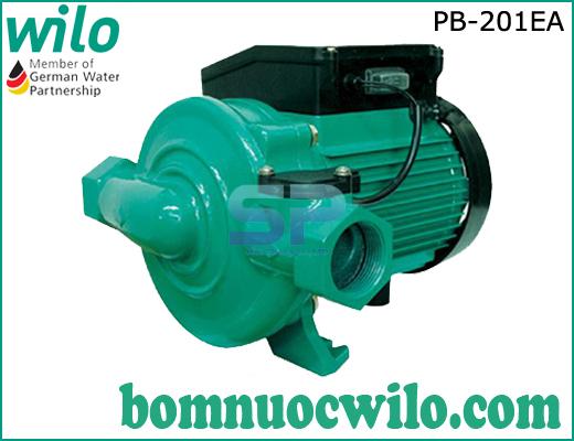 Máy bơm tăng áp điện tử chịu nhiệt Wilo PB-201EA